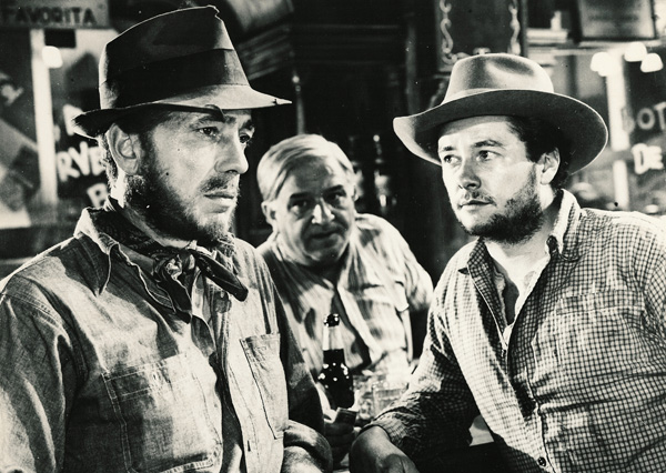 B.Traven: The treasure of the Sierra Madre