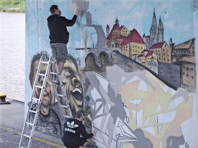 graffiti regensburg