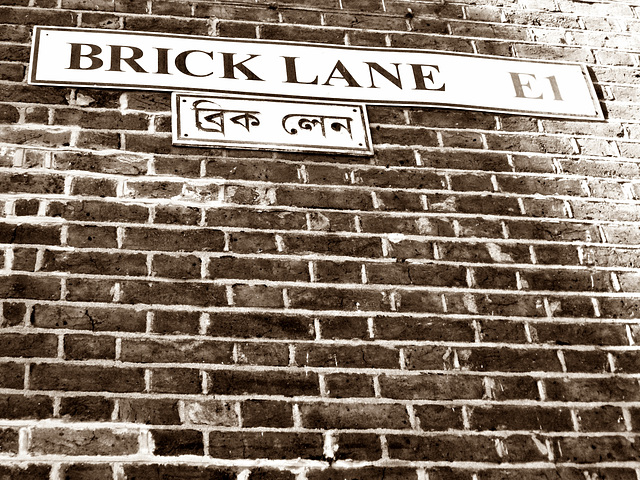Brick on bricks