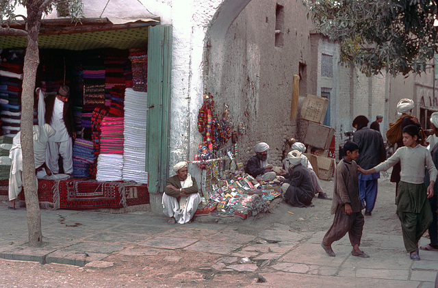 Scene near the Bazaar