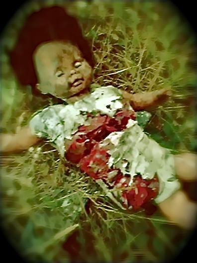 jolie poupée...