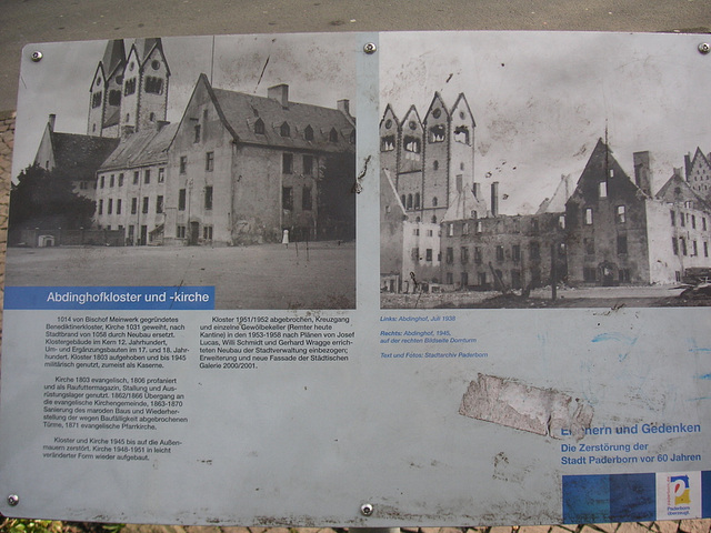 detruado - konstruo - Zerstörung - Aufbau