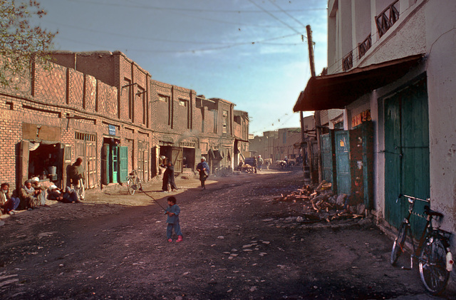 The western quarter of Herat