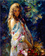 Pensativa by  Jose Royo le 11 avril 2013