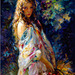 """Pensativa"" by  Jose Royo"