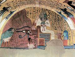 Tombeau de Pachedou, Egypte