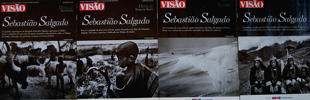 Sebastião Salgado, Great Reportings, Genesis Project
