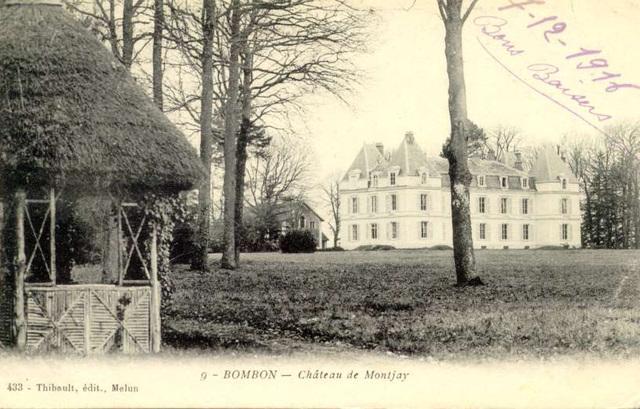 Château de Monjay - Bombon