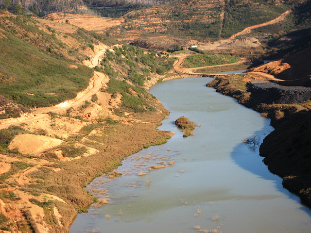 Algarve, Odelouca, small river (2)