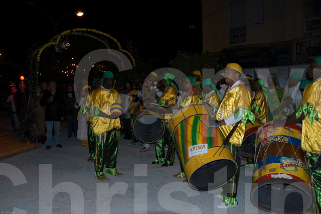 the Guadeloupe band