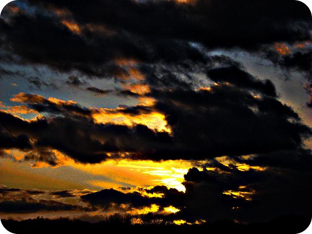 Sudbury sunset