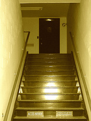 Accès interdit  /   Forbidden access -  Dans ma ville  / Hometown - 3 février 2009