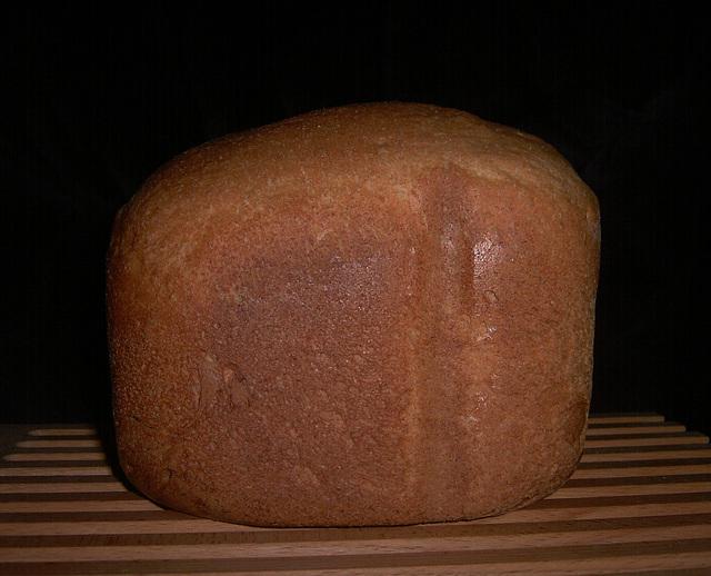 Even weer 'gewoon' brood (volkoren)