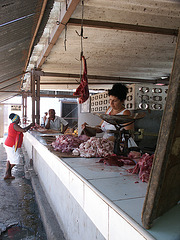 fleisch markt