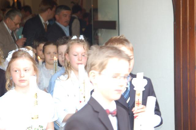 Henriks Kommunion