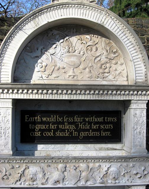 Earth would be less fair ...