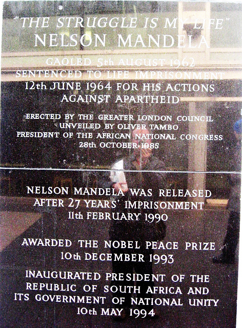 Mandela and I