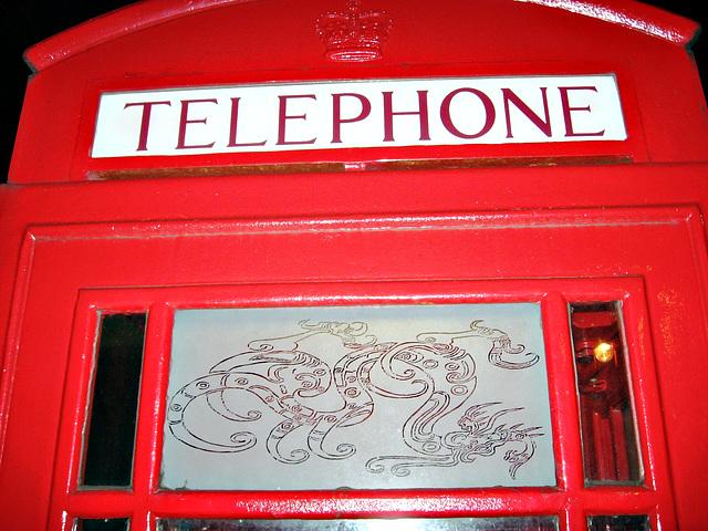Chinatown 'phone