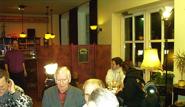 2009-01-12 08 Eo-kutimtablo, mezgermana televido filmas nin en Neustädter Diechl