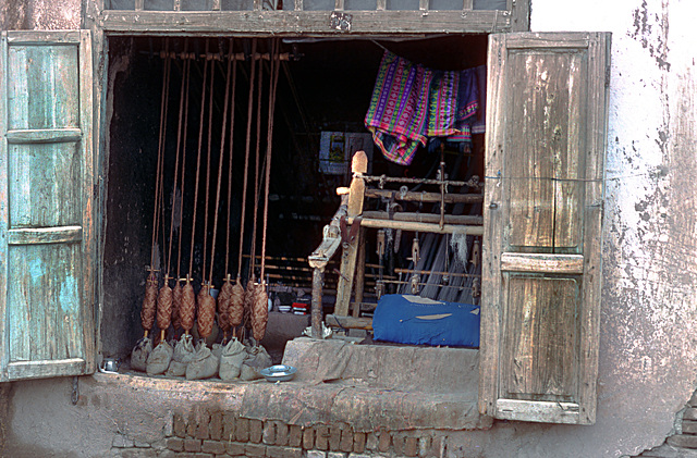 Producing garments