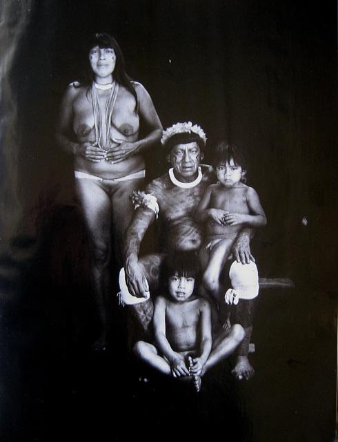 Sebastião Salgado, Indians from XINGU