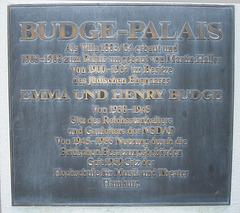 Budge Palais Tafel