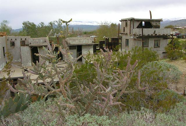 Cabot's Pueblo (7001)