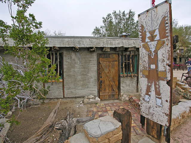 Cabot's Pueblo (7016)