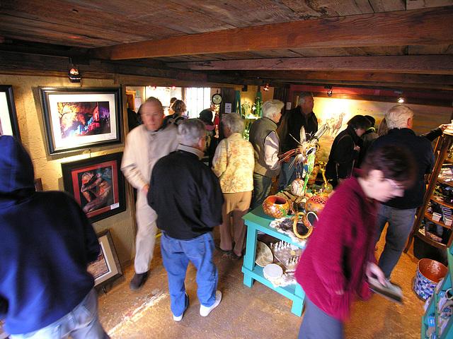 Cabot's Pueblo Art Gallery (7010)