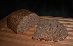100% roggebrood