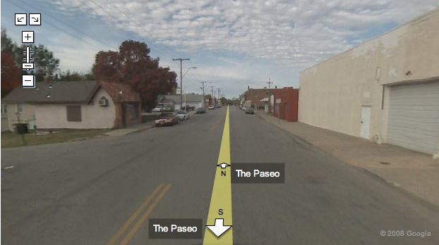 81st and Paseo