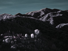 IR in the hills