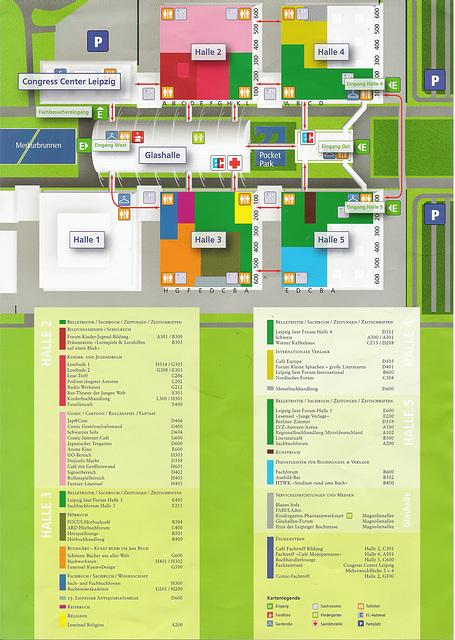 Librofoira mapo por 2009