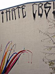 A Berlin wall
