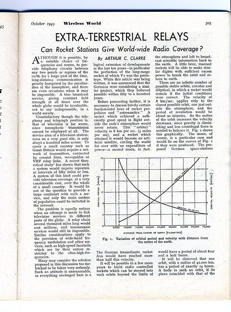 "October 1945 ""Wireless World"" Page 1"