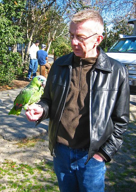 David & Parrot (9152)