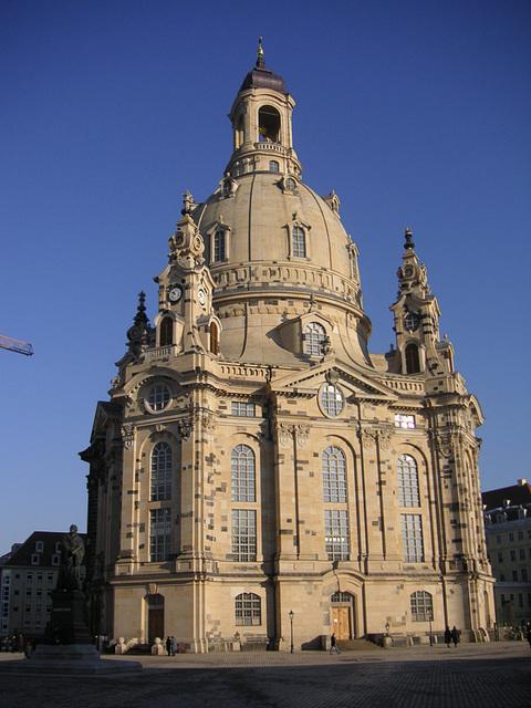 George Bähr - Erbauer der Frauenkirche