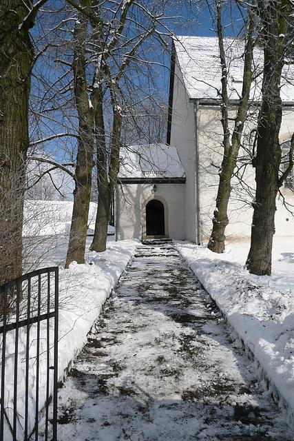 Heimatkirche in Fürstenwalde