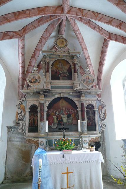 Altarraum in Fürstenwalde