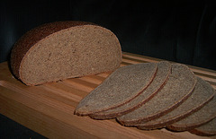 Pumpernickel Bread 2
