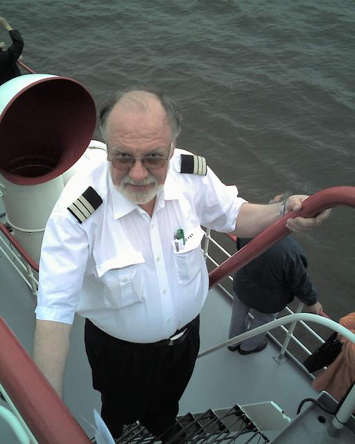 Auf dem Raddampfer FREYA beim Hamburger Hafengeburtstag / 070513 164202