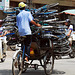 Tricycle - Bicycle Transporter