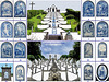 Azores São Miguel Island Our Lady of Peace and Portugal Mainland Bom Jesus Monastery