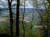 im Hintergrund der kleine Deister mit Osterwald