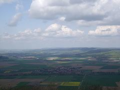 vom Lönsturm - Thüster Berg