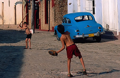 Cuba Baseball - 2