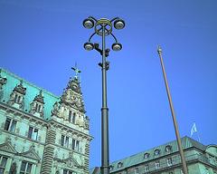 Hamburg, Rathaus / 070607 081408