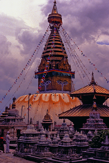 Swayambhunath Pagoda