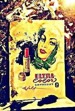 Ultra Color: Lippenstift, lipkolorilo, lipstick