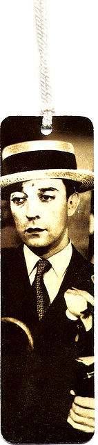 Buster Keaton sur legosigno